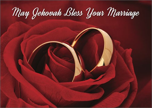 May Jehovah Bless Your Marriage Mjc