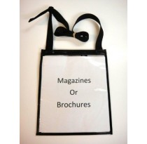 Hands Free Magazine Holder