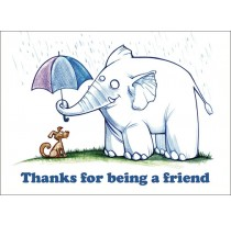 Thanks for being a friend