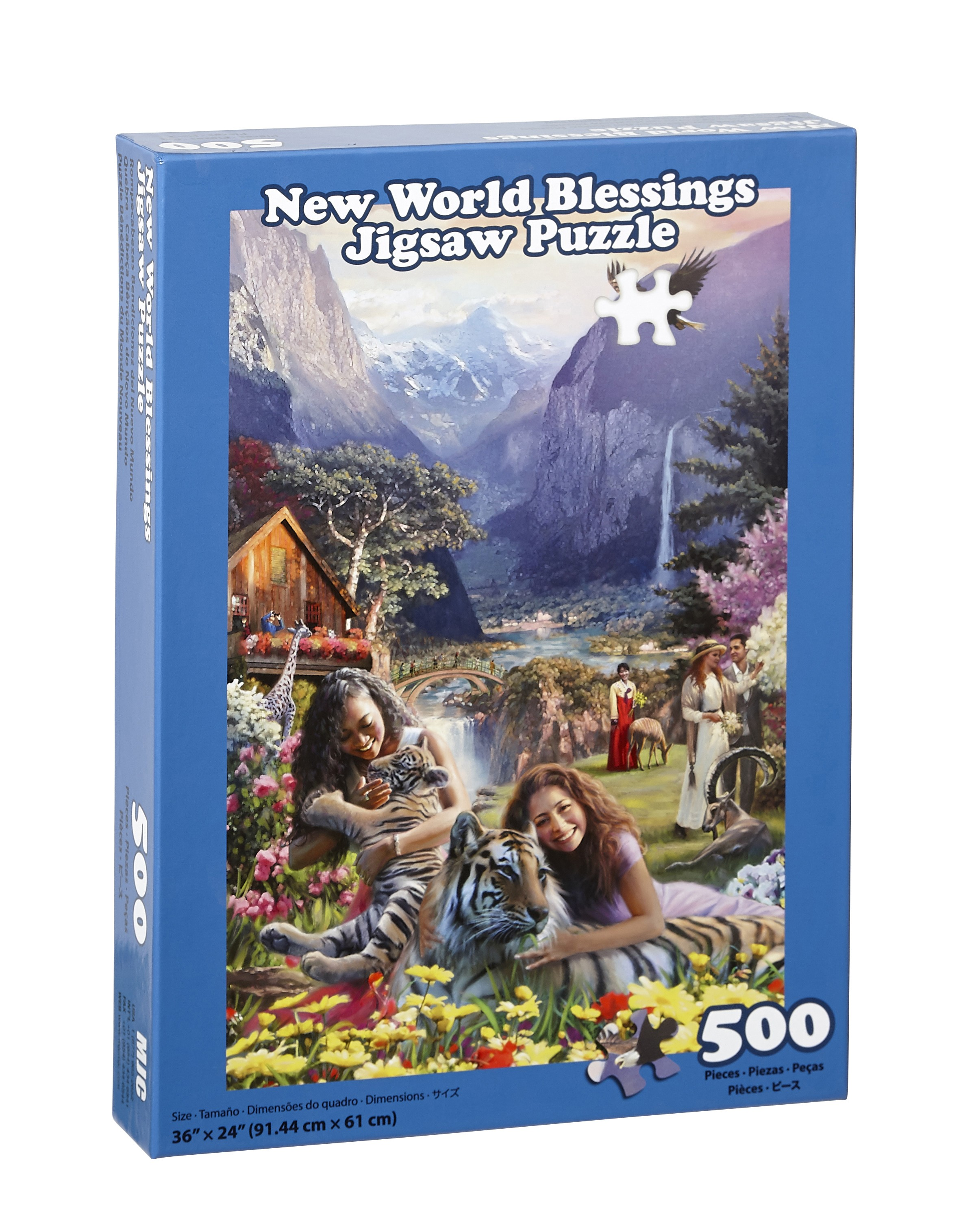 New World Blessings Puzzle