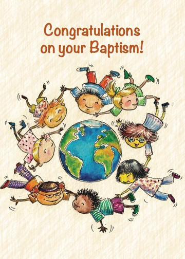 Youngster Baptism