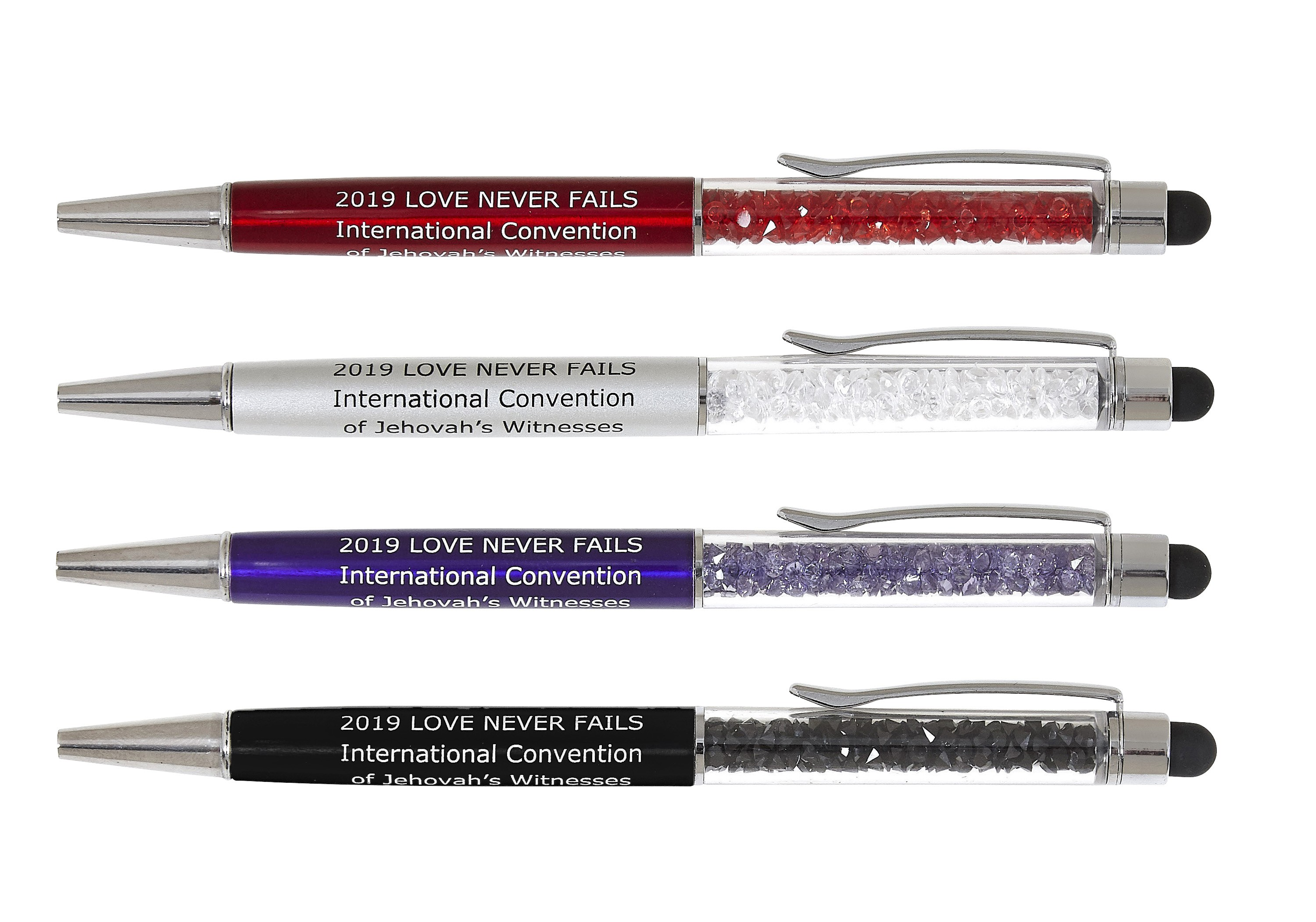 International Convention Pen (NO DISCOUNT ON THIS ITEM)