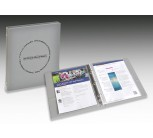 Our Christian Life and Ministry Workbook Binder (Grey)