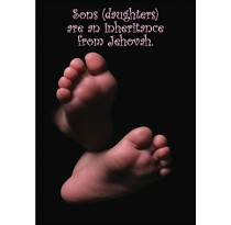 Son (daughters) are an inheritance from Jehovah