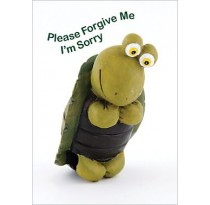 Please Forgive Me. I'm Sorry