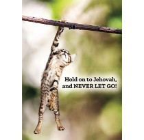 Hang On To Jehovah