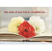 The story of your love is a beautiful one...