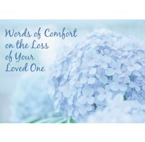 Words of Comfort On the Loss of Your Loved One