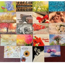 Greeting Card Assortment (Set of 20)