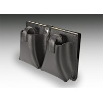 Two Pocket Magazine Holder