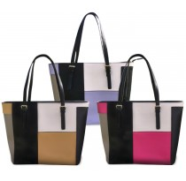 Multi-Color Tote Bag