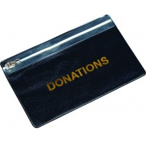 Donation Pocket Holder (English)