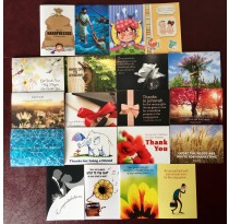 NEW Greeting Card Assortment (Set of 20)