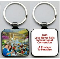 International Convention Keychain (NO DISCOUNT ON THIS ITEM)
