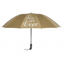 """The Best Life Ever"" Umbrella (English)"