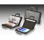 Slim Briefcase Tablet Holder